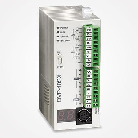 PLC-DVP10SX11 T/R