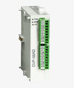 ماژول PLC DVP06AD-S