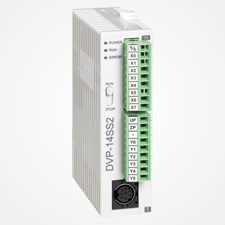 PLC-DVP14SS211 T/R