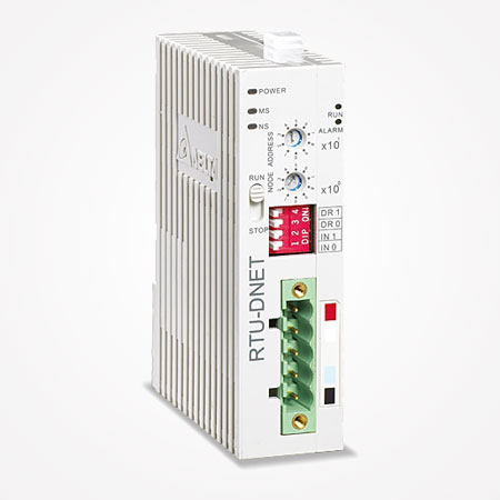 ماژول ارتباط شبکه PLC RTU-DNET